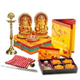 Diwali Gifts to Lucknow
